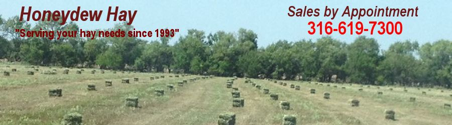 Kansas Hay for Sale